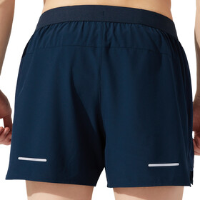 "asics Road 2-N-1 5"" Shorts Heren, french blue/french blue"